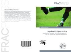 Couverture de Alyaksandr Lyantsevich