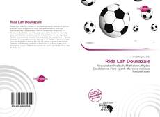 Bookcover of Rida Lah Douliazale