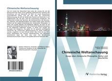 Portada del libro de Chinesische Weltanschauung