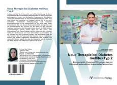 Bookcover of Neue Therapie bei Diabetes mellitus Typ 2