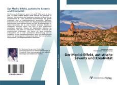 Обложка Der Medici-Effekt, autistische Savants und Kreativität
