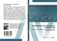 Bookcover of Verbreitung von radioaktiver Verseuchung