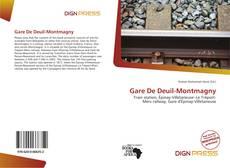 Bookcover of Gare De Deuil-Montmagny