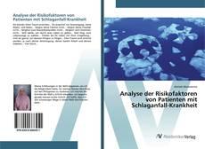 Bookcover of Analyse der Risikofaktoren von Patienten mit Schlaganfall-Krankheit