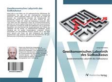 Обложка Geoökonomisches Labyrinth des Südkaukasus