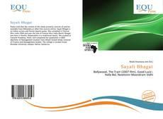 Buchcover von Sayali Bhagat