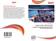 Portada del libro de Clara City, Minnesota