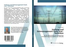 Capa do livro de Umfang und Zeitmanagement-Tools und -Techniken