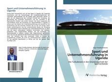 Sport und Unternehmensführung in Uganda kitap kapağı