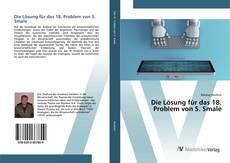 Bookcover of Die Lösung für das 18. Problem von S. Smale