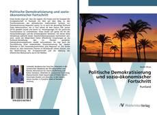 Portada del libro de Politische Demokratisierung und sozio-ökonomischer Fortschritt