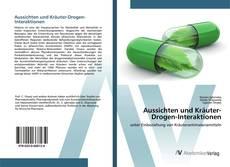 Bookcover of Aussichten und Kräuter-Drogen-Interaktionen