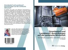 Bookcover of Strombedarf und Lastabwurf: Auswirkungen auf die sambische Wirtschaft