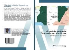 Bookcover of Öl und die politische Ökonomie von Konflikten