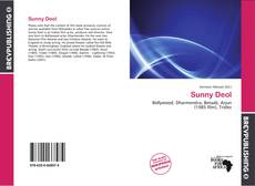 Bookcover of Sunny Deol