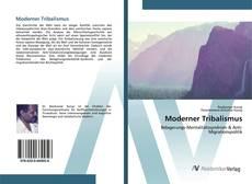 Bookcover of Moderner Tribalismus