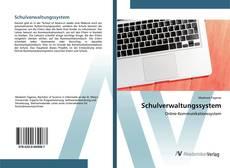 Buchcover von Schulverwaltungssystem