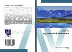 Buchcover von Veganer und Klimawandel