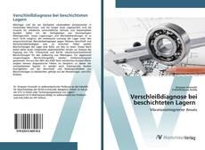 Capa do livro de Verschleißdiagnose bei beschichteten Lagern
