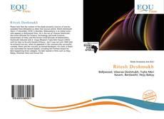 Bookcover of Ritesh Deshmukh