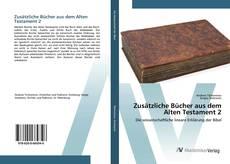 Обложка Zusätzliche Bücher aus dem Alten Testament 2