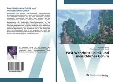 Portada del libro de Post-Wahrheits-Politik und menschliches Gehirn