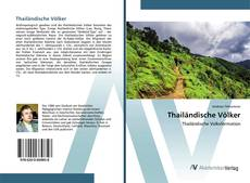 Buchcover von Thailändische Völker
