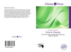 Bookcover of Ritwik Ghatak