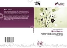 Capa do livro de Neto Baiano