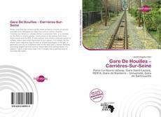 Gare De Houilles – Carrières-Sur-Seine kitap kapağı