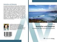 Buchcover von Australier und Ozeanier