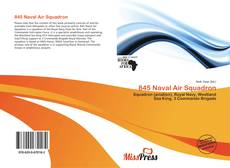 Couverture de 845 Naval Air Squadron