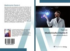 Bookcover of Medizinische Chemie II