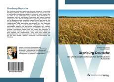Bookcover of Orenburg-Deutsche