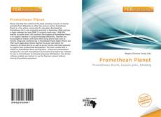 Bookcover of Promethean Planet