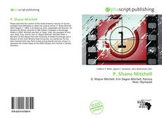 Bookcover of P. Shane Mitchell