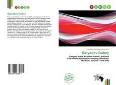 Bookcover of Satyadev Dubey
