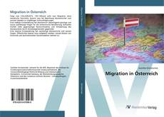 Bookcover of Migration in Österreich