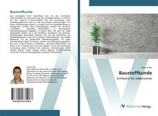 Bookcover of Baustoffkunde