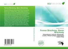 Bookcover of Fenner Brockway, Baron Brockway