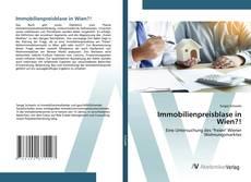 Bookcover of Immobilienpreisblase in Wien?!