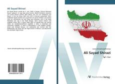 Ali Sayad Shirazi的封面