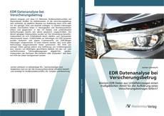 Bookcover of EDR Datenanalyse bei Versicherungsbetrug