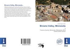 Portada del libro de Browns Valley, Minnesota ,