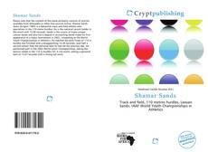 Bookcover of Shamar Sands
