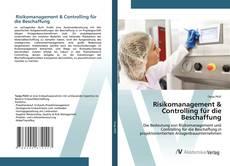 Capa do livro de Risikomanagement & Controlling für die Beschaffung