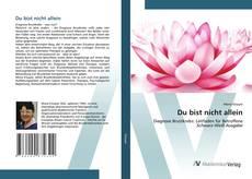 Capa do livro de Du bist nicht allein