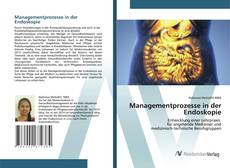 Bookcover of Managementprozesse in der Endoskopie