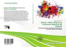 Bookcover of Saison 1955-1956 de la Jeunesse Sportive de Kabylie