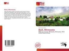 Bookcover of Bock, Minnesota
